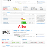 gtmetrix speed optimization and cdn 3