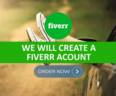 create fiverr profile