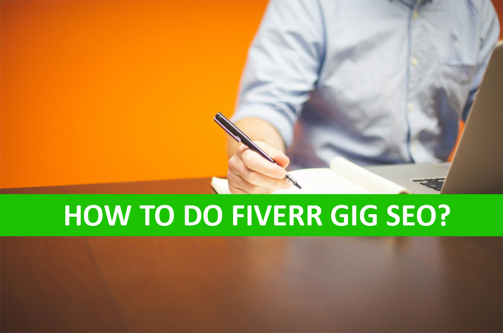 how to do fiverr gig seo?
