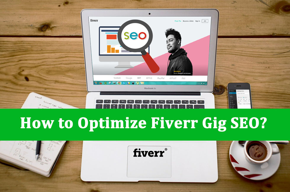 how to optimize fiverr gig seo