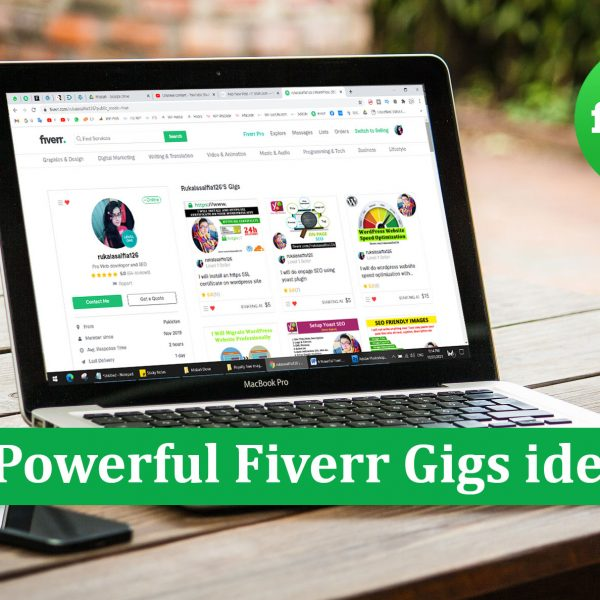 6 powerful fiverr gigs ideas for beginners to start making money online free